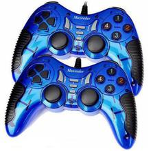 Maxeeder MX-GP8101 WN09 Double Gamepad With Shock